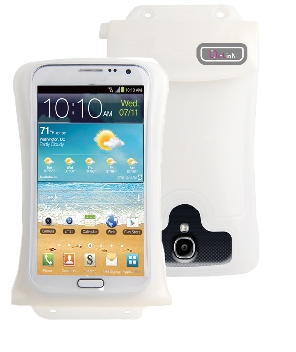 FUNDA MOVIL L-LINK LL-AM-108  WATERPROOF BLANCO