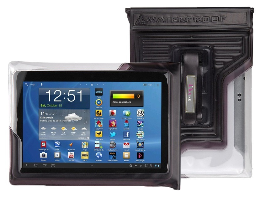 FUNDA TABLET 10  L-LINK LL-AT-16 WATERPROOF NEGRO