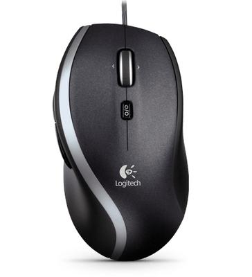 Logitech M500 - ratón - USB