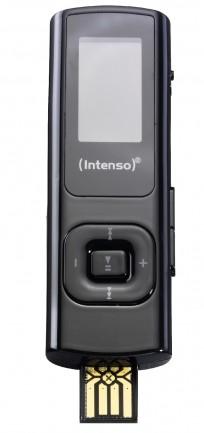 MP3 8GB INTENSO MUSIC TWISTER NEGRO