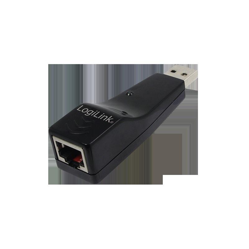 ADAPTADOR USB-M A DSUB-H LOGILINK UA0052C