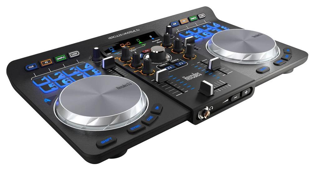 DJ CONSOLE HERCULES UNIVERSAL DJ