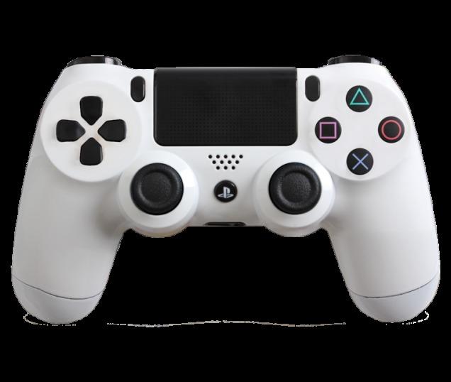 GAMEPAD ORIGINAL SONY PS4 DUALSHOCK BLANCO