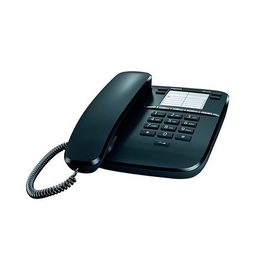 TELEFONO FIJO GIGASET DA310 NEGRO