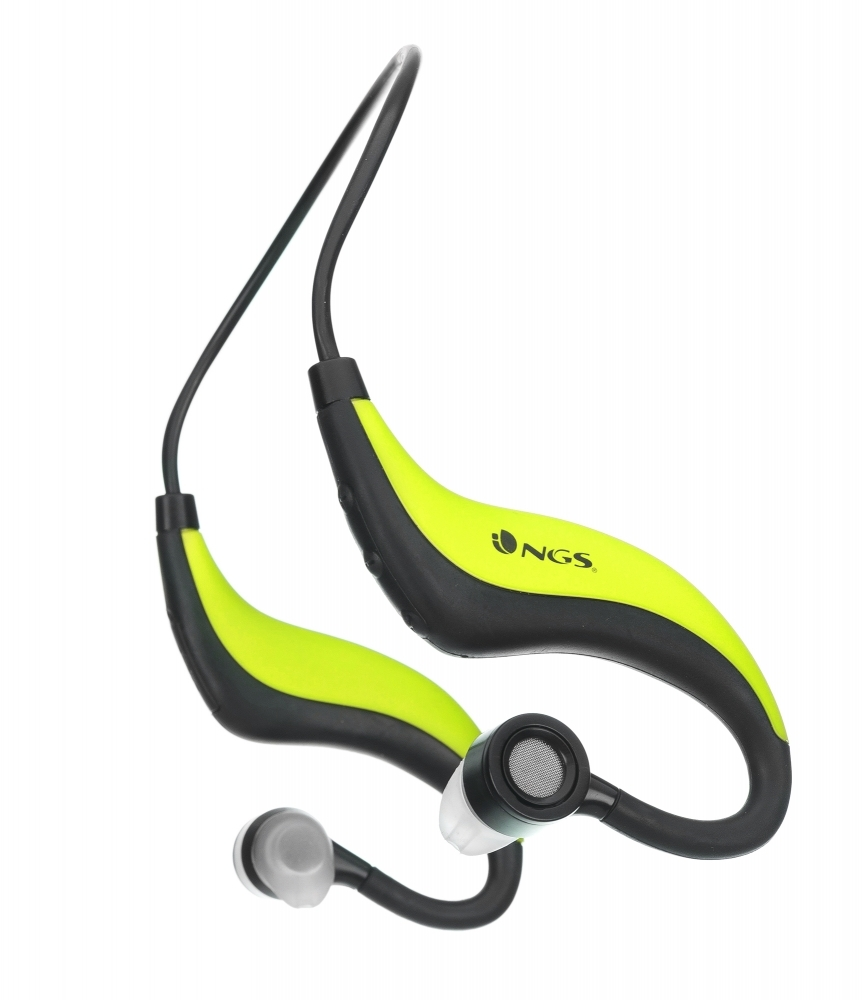 AURICULARES NGS YELLOW ARTICA RUNNER BLUETOOTH