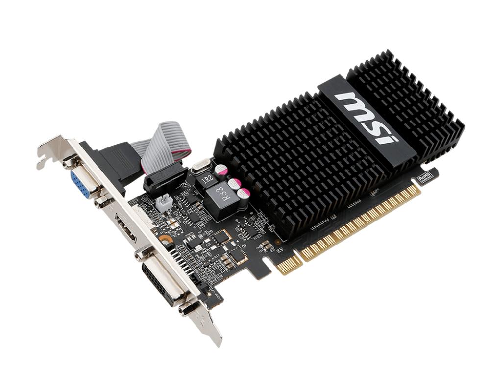 VGA MSI N720-1GD3HLP 1GB GDDR3