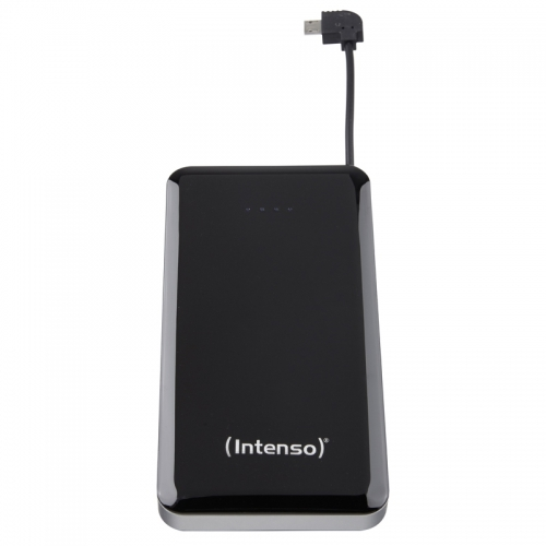 POWERBANK INTENSO S6000 SLIM NEGRO