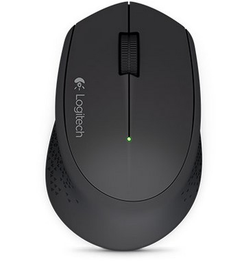RATON OPTICO LOGITECH M280 WIRELESS NEGRO