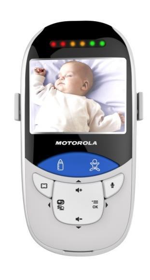 BABY MONITOR MOTOROLA MBP27T VIDEO