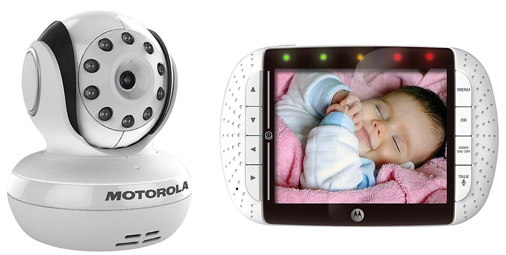 BABY MONITOR MOTOROLA MBP36S VIDEO