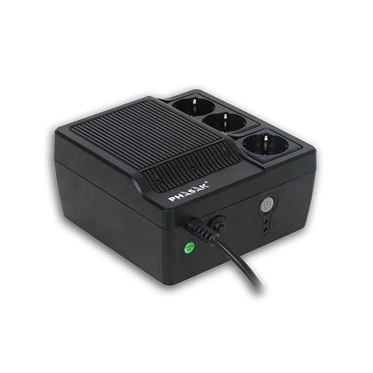 Sai/Ups Phasak Compact 600 Va 3Xschuko Ph 9466