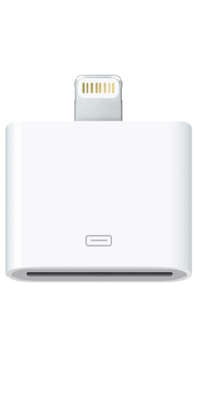 Apple Adaptador de conector Lightning a 30 clavijas