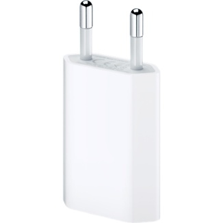 Adaptador de corriente apple usb 5w original