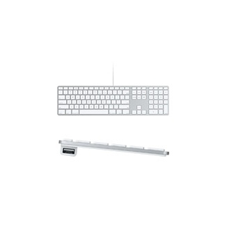 Teclado Apple Keyboard with Numeric Keypad