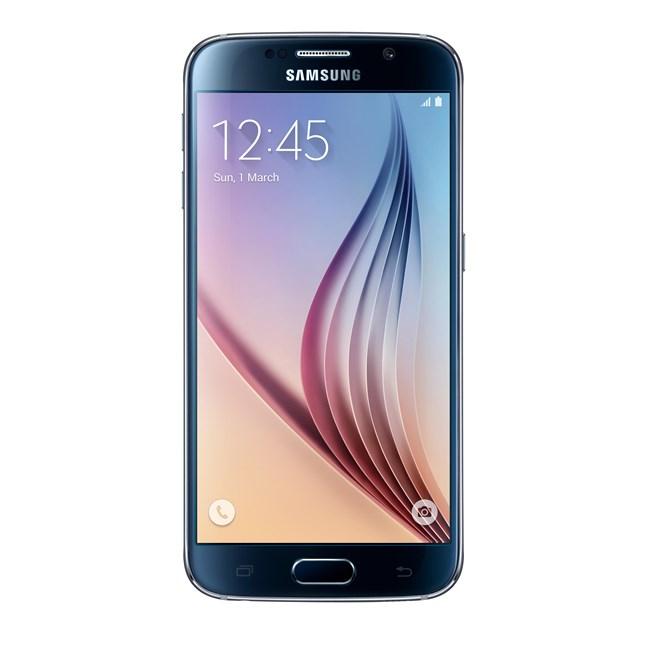 MOVIL SAMSUNG GALAXY S6 32GB G920F NEGRO PGK02