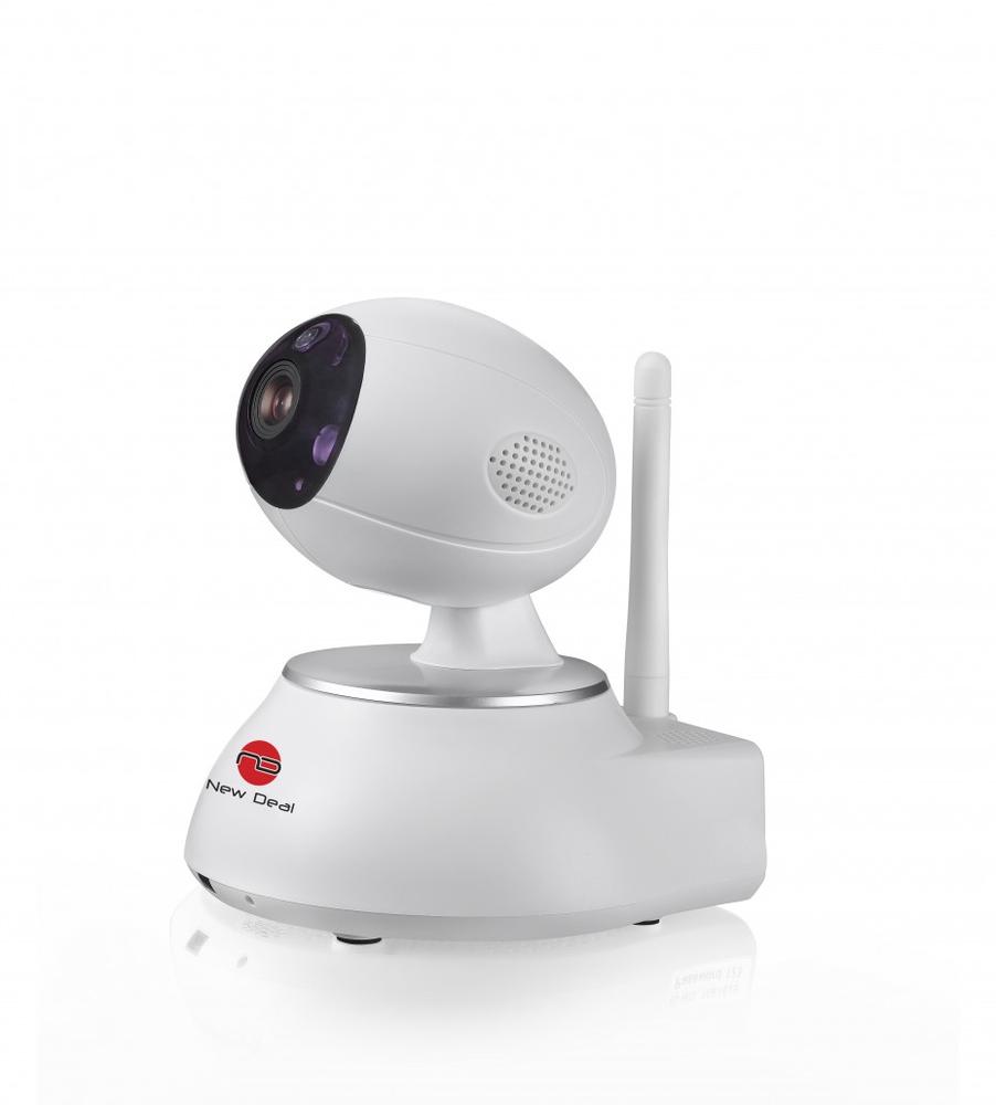 VIDEOVIGILANCIA CAM IP NEW DEAL NDS-PT100W HD