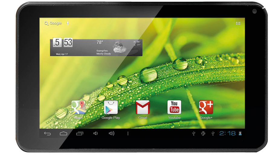 "Tablet 7"" infiniton intab-740 8GB negro"