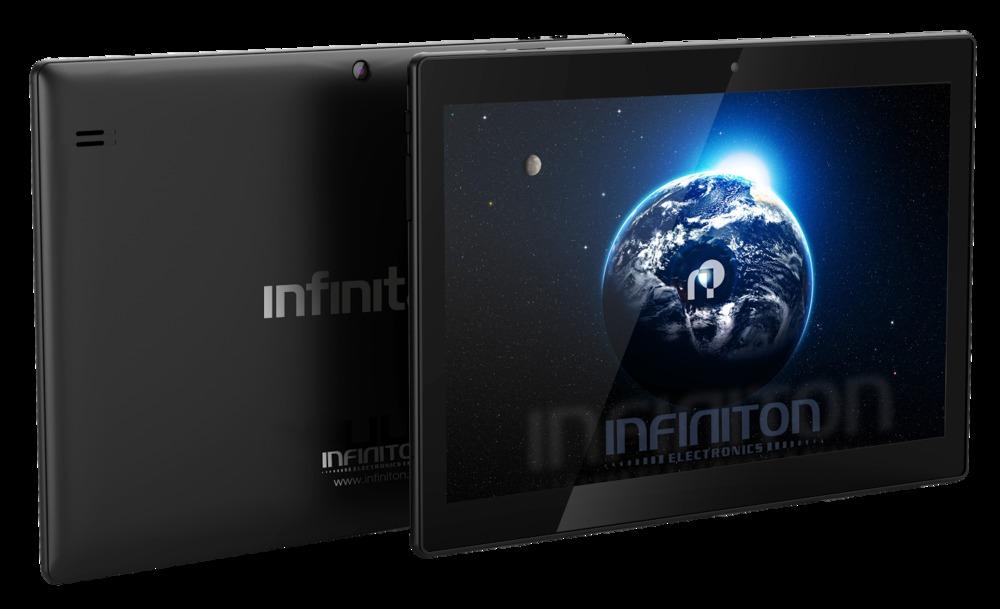 TABLET 10.1  INFINITON INTAB-1016 16GB NEGRO