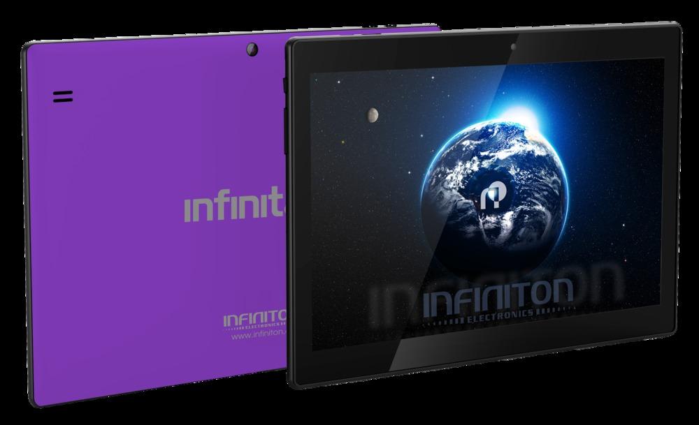 TABLET 10.1  INFINITON INTAB-1016 16GB PURPURA
