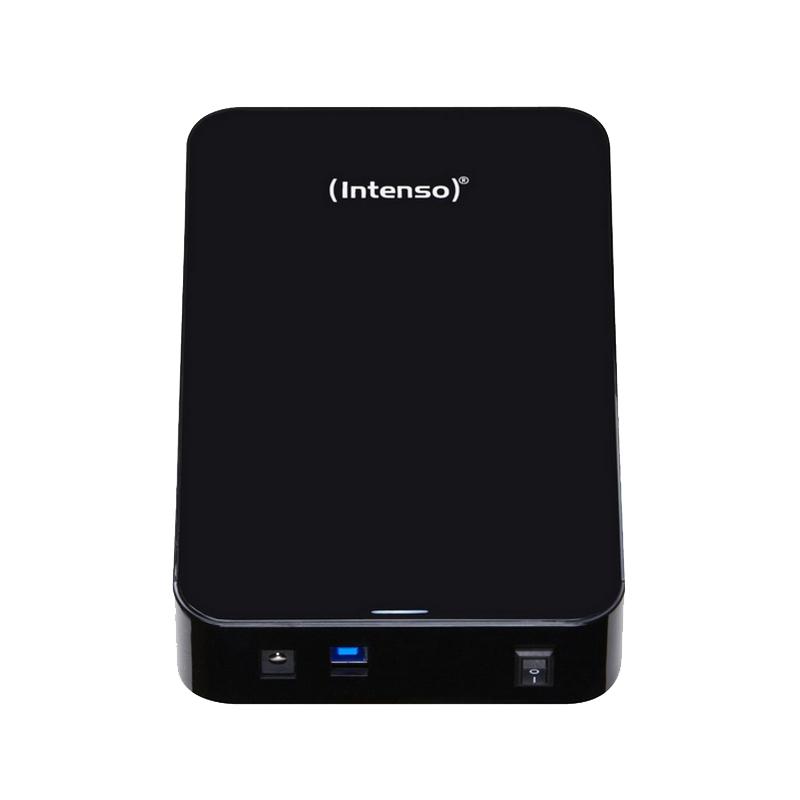 HD EXT USB3.0 3.5  5TB INTENSO MEMORY CENTER NEGRO
