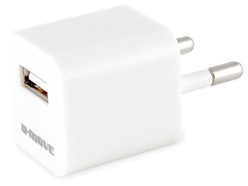 CARGADOR USB CASA B-MOVE BM-USB01
