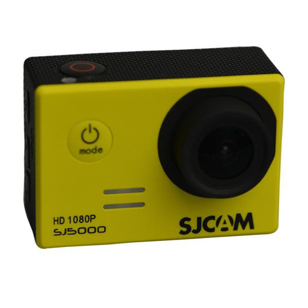 CAMARA VIDEO SJCAM SJ5000 YELLOW
