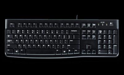 Logitech K120 - teclado - Español