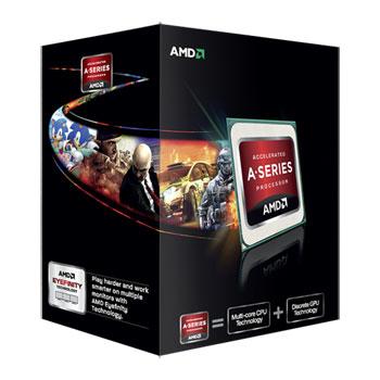 CPU AMD FM2+ A6-7400K 2X3.5GHZ 1MB