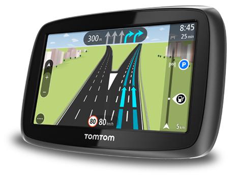 NAVEGADOR GPS TOMTOM START 40 EU45 LTM