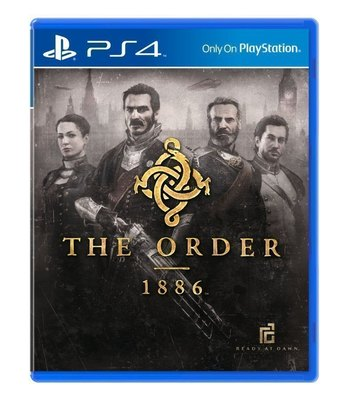 JUEGO PS4 - THE ORDER 1886