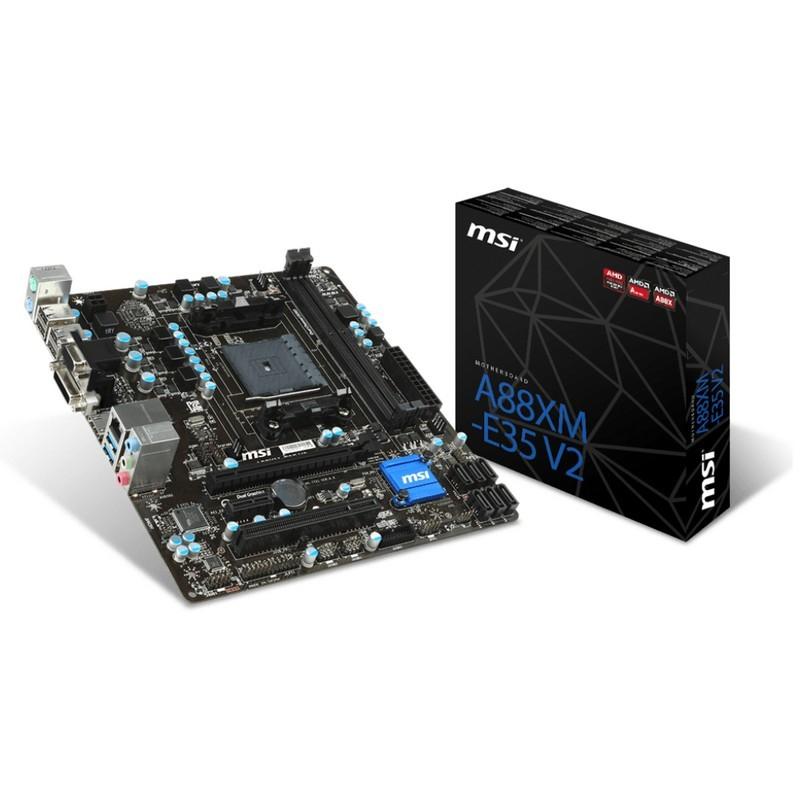 PB MSI FM2+ A88XM-E35 V2 (S.SAT.R.GBL.DDR3)