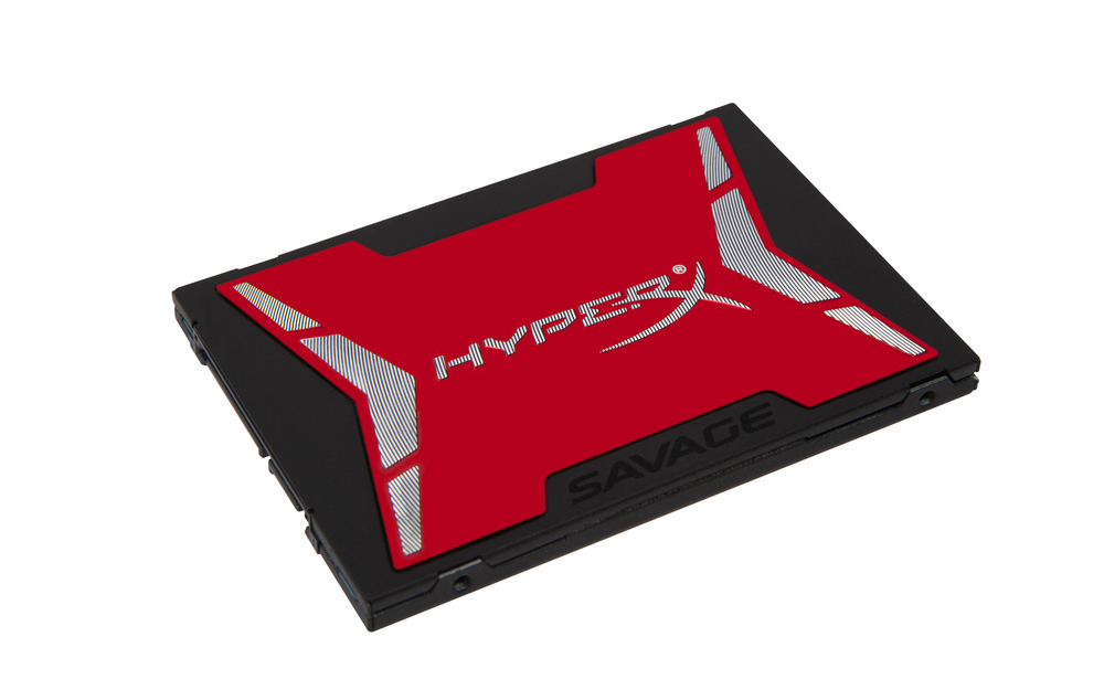 HD 2.5  SSD 120GB SATA3 KINGSTON HYPERX SAVAGE