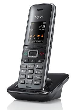 TELEF. INALAMBR DIGITAL GIGASET S650H PRO NEGRO
