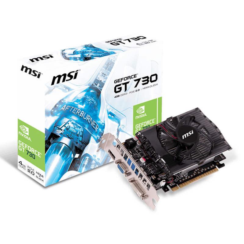 VGA msi gt730 4GB gDDR3