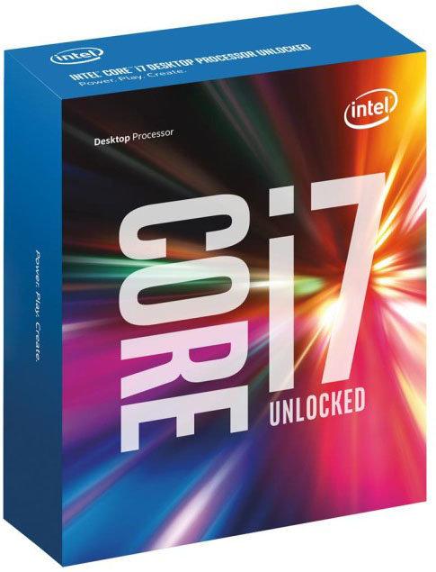 CPU INTEL 1151 I7-6700K 4X4.0GHZ/8MB/BOX