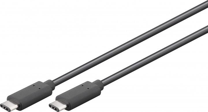 CABLE USB(C) 3.1 A USB(C) 3.1 GOOBAY 1M
