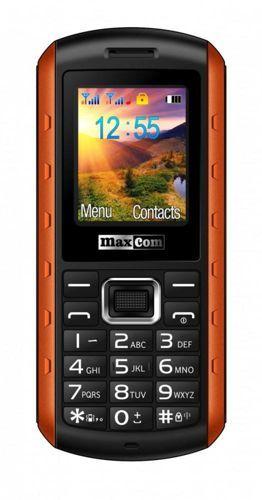 MOVIL MAXCOM MM901 IP 67 NARANJA