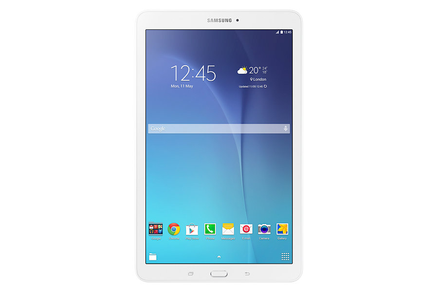 TABLET SAMSUNG 9.6  GALAXY TAB E 8GB 3G T561 BLANC
