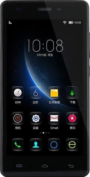 MOVIL DOOGEE GALICIA X5 8GB 3G NEGRO