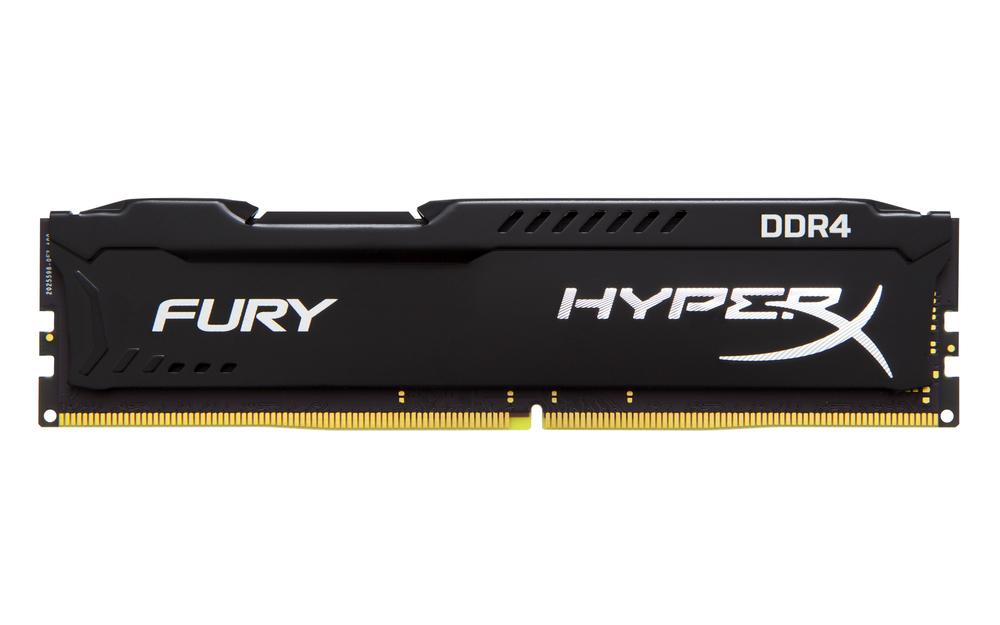 MODULO DDR4 4GB PC2133 KINGSTON HYPERX FURY BLACK
