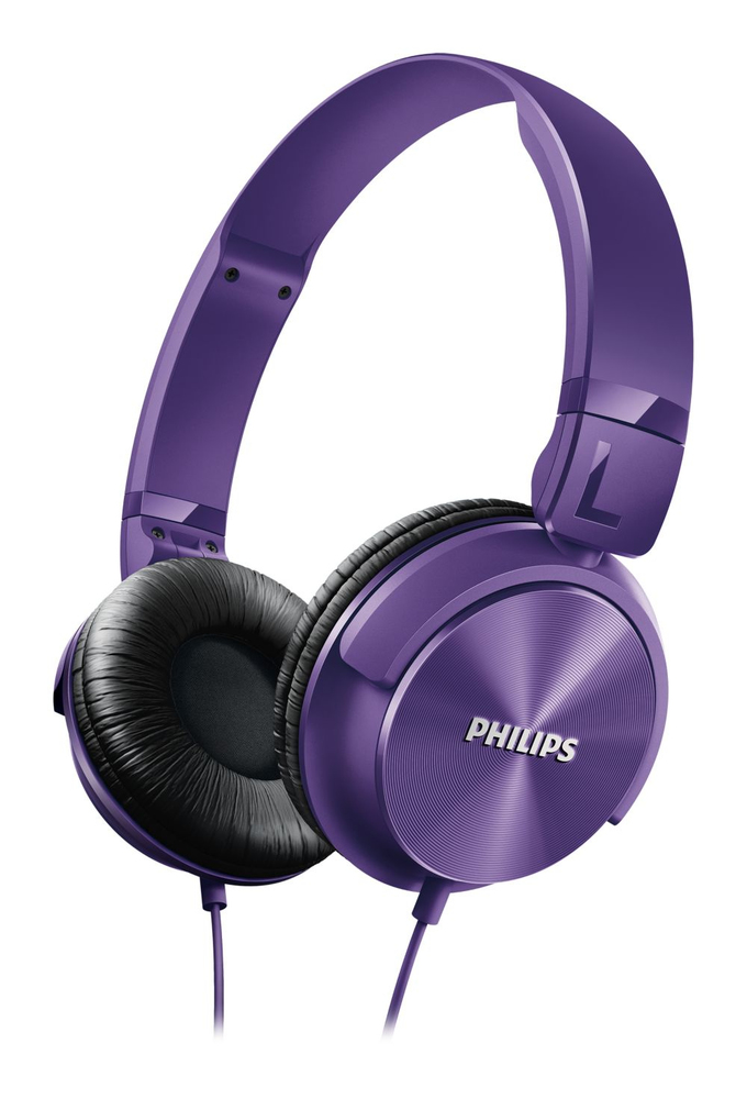AURICULARES PHILIPS SHL3060PP/00 PURPURA