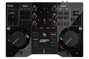 DJ CONSOLE HERCULES CONTROL INSTINCT S SERIES