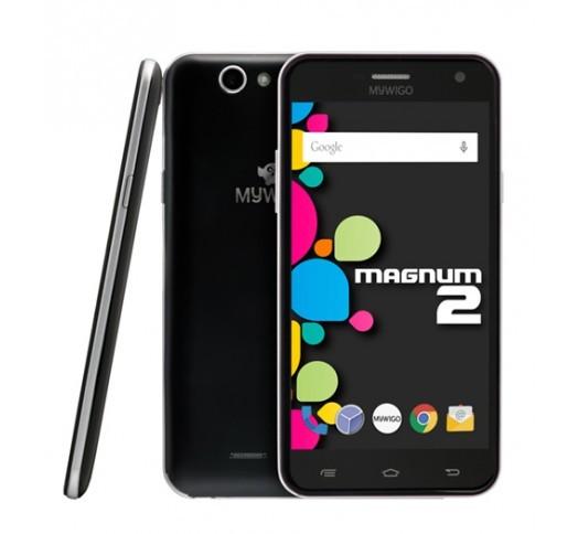MOVIL MYWIGO MWG549 MAGNUM 2 8GB 4G NEGRO