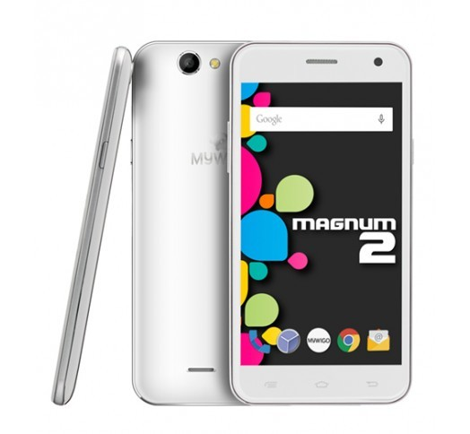 MOVIL MYWIGO MWG549 MAGNUM 2 8GB 4G BLANCO