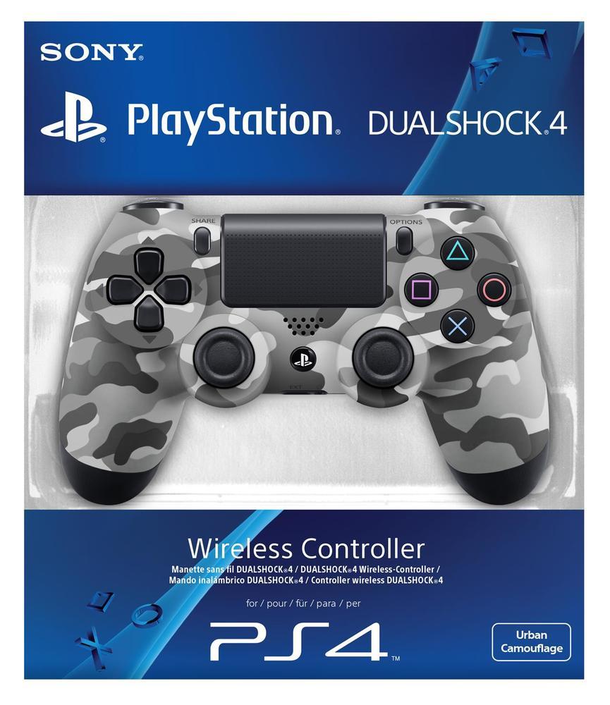 GAMEPAD ORIGINAL PS4 DUALSHOCK CAMUFLAJE