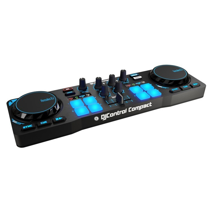 DJ CONSOLE HERCULES CONTROL COMPACT