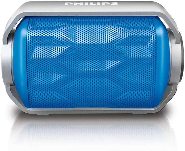ALTAVOCES 1.0 PHILIPS BT2200A/00 BLUETOOTH AZUL