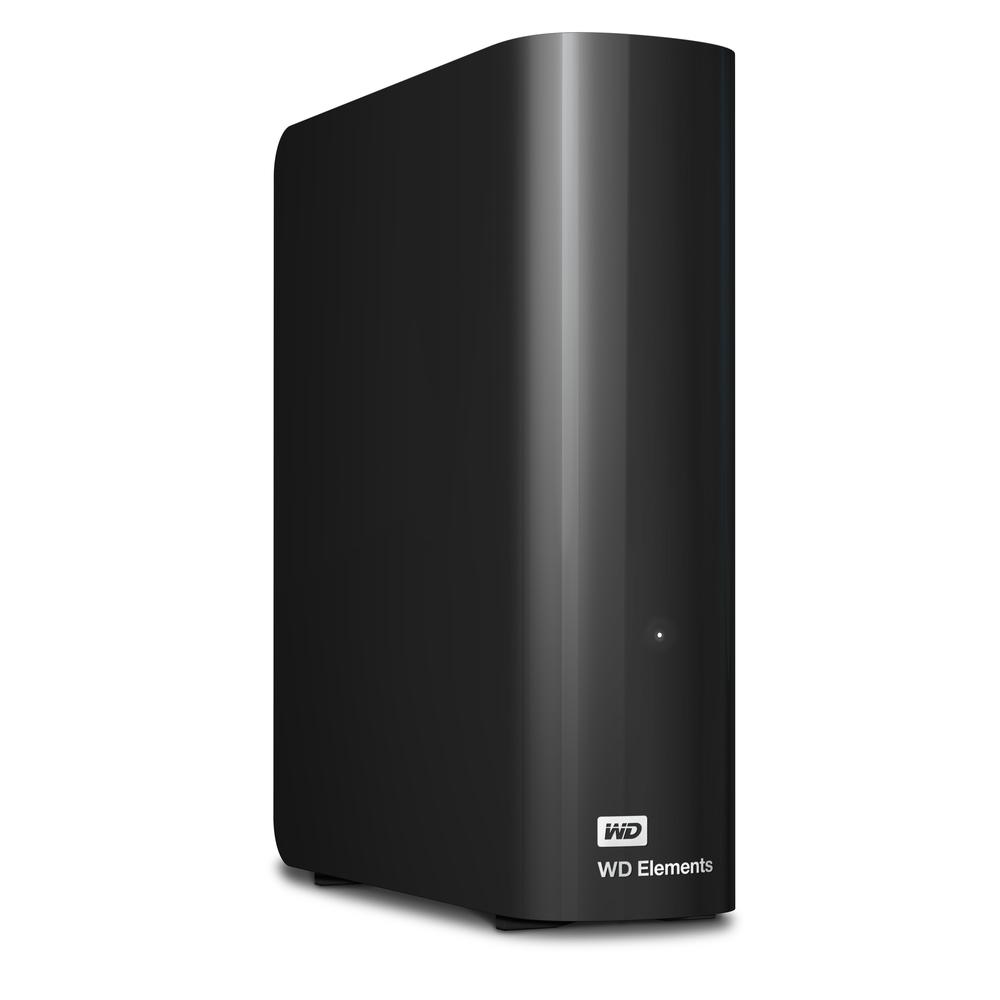 HD EXT USB3.0 3.5  4TB WD ELEMENTS DESKTOP NEGRO