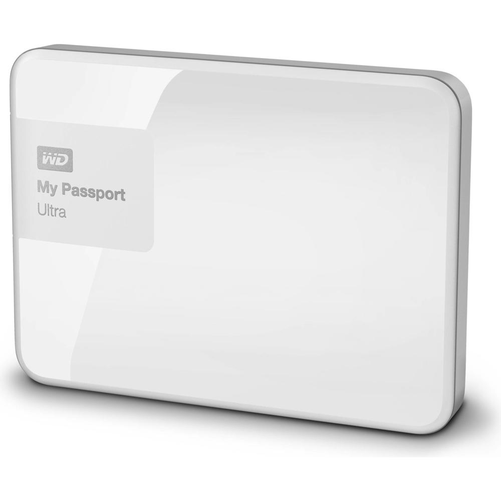 HD EXT USB3.0 2.5  1TB WD MY PASSPORT ULTRA BLANCO