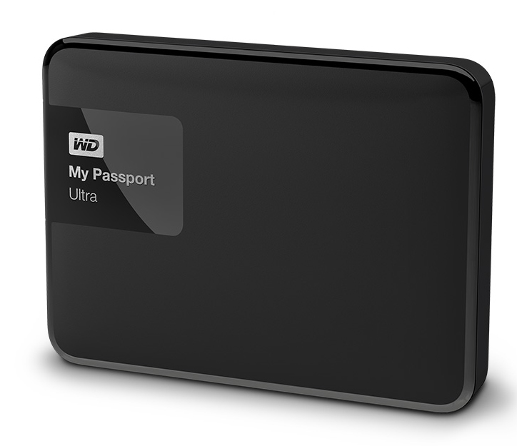 HD EXT USB3.0 2.5 2TB WD MY PASSPORT ULTRA NEGRO